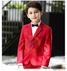 Blazer Kids Pria Model Formal BK 006