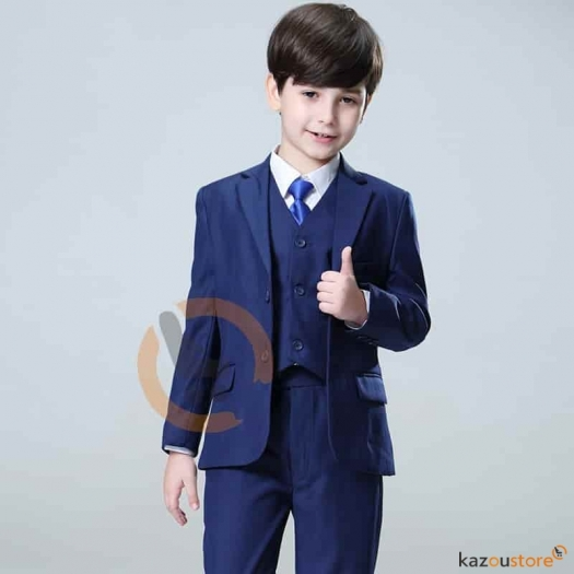 Jas Formal Kids Men's BK 009