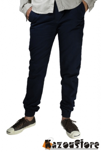 Jogger Pants navy blue JP-4