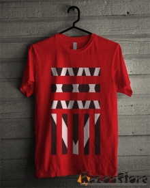 Jual kaos ONE OK ROCK 35xxxv OOR-03